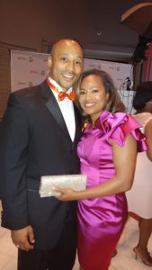 Dwight Franklin, Award Recipient, HBCU Alumni Soiree 2017