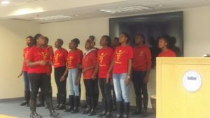 Bokamoso Youth Centre Performance