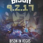 Bison in Vegas 2017