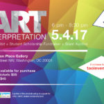 The Art of Interpretation 2017 Fine Art Exhibit and Scholarship Fundraiser