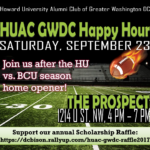 HUAC GWDC Happy Hour