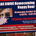 HUAC GWDC Homecoming Happy Hour