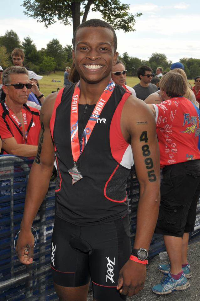 HU Student Donte Bell