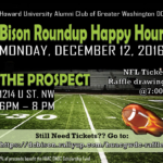 Bison Roundup Happy Hour