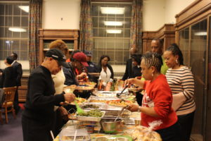HUAC GWDC Thanksgiving Potluck