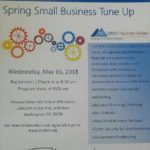2018 Spring Small Business Tune Up Event