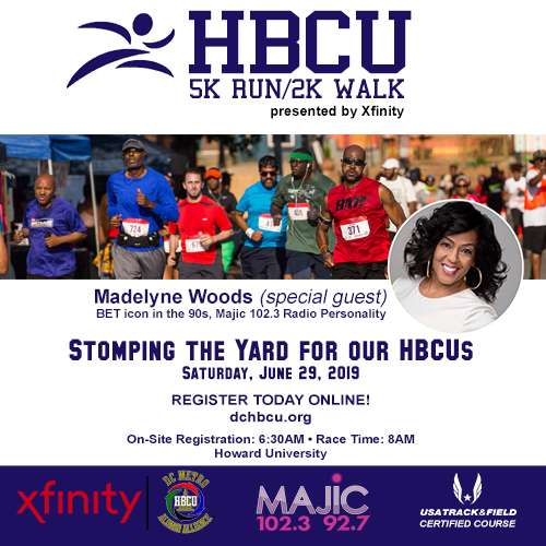 2019 HBCU Alumni Alliance 5K Run/2K Walk
