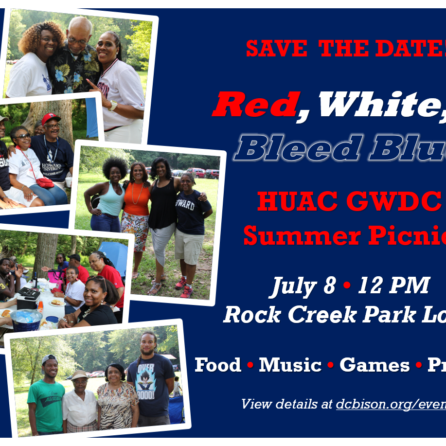2017 Red, White, & Bleed Blue Summer Picnic